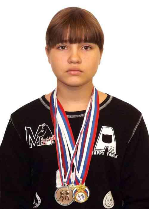 Демидова Кристина