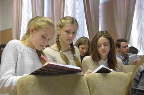 Очередные занятия в областной школе журналистики
