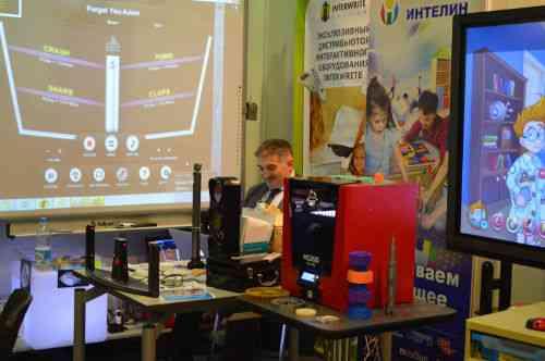 STEM и образовательная робототехника в Москве