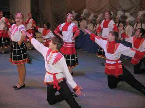 Успехи юных танцоров