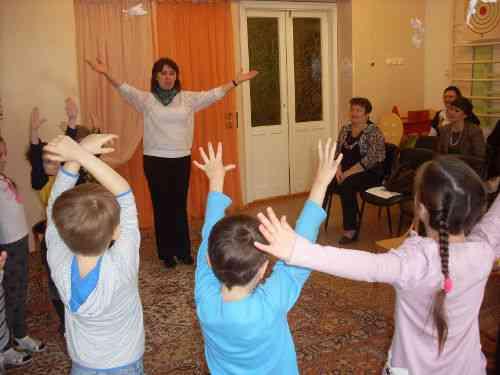 Мастер-класс «Развитие речи детей с использованием малых форм фольклора»