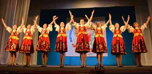 «В вихре танца»: полет талантов!