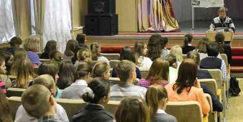 Открытие IV сезона работы Областной школы журналистики