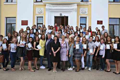 Закрытие IV сезона Областной школы журналистики