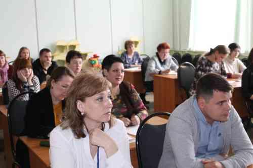Рабочее совещание «Некоммерческие организации в системе дополнительного образования Тамбовской области»
