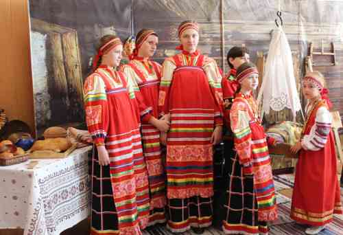 Фестиваль народного творчества «Тамбовские узоры»