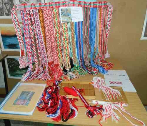 Всероссийский конкурс  изобразительного искусства, декоративно-прикладного и технического творчества «Палитра ремесел»