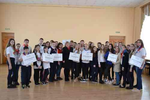 Мастер-класс для активистов детских общественных объединений Тамбовской области по организации профилактических акций по безопасности дорожного движения