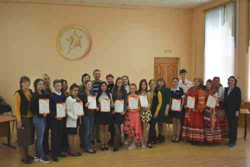 Брифинг по итогам Региональной олимпиады обучающихся в системе дополнительного образования