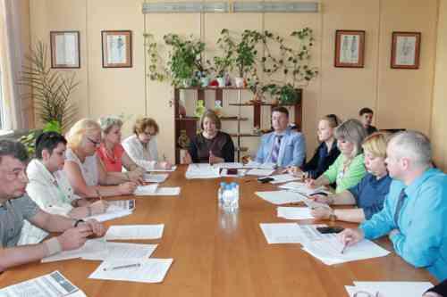 Заседание Координационного совета по работе с одарёнными детьми