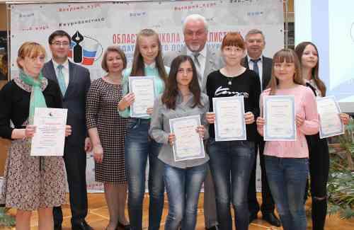 Завершение учебного года Областной школы журналистики