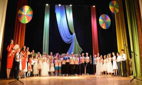 Отчетный концерт творческих коллективов Центра, посвященный 80-летию Тамбовской области