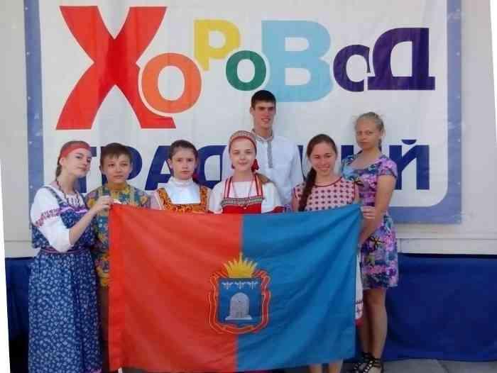 Делегация Тамбовской области отмечена  на Всероссийском конкурсе декоративно-прикладного творчества и изобразительного искусства «Палитра ремёсел»