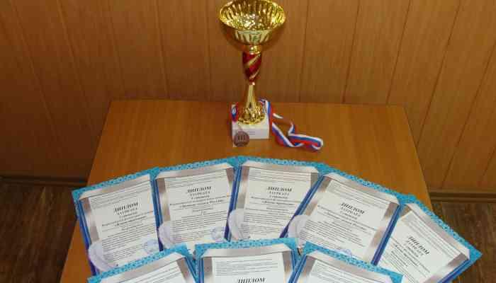 Учащиеся областного Центра развития творчества детей и юношества – победители и призёры Всероссийских творческих конкурсов