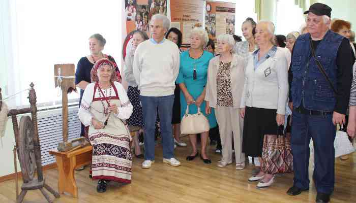 День знаний для пожилых граждан
