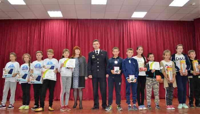 Итоги областного конкурса отрядов юных инспекторов движения «Безопасное колесо-2017»