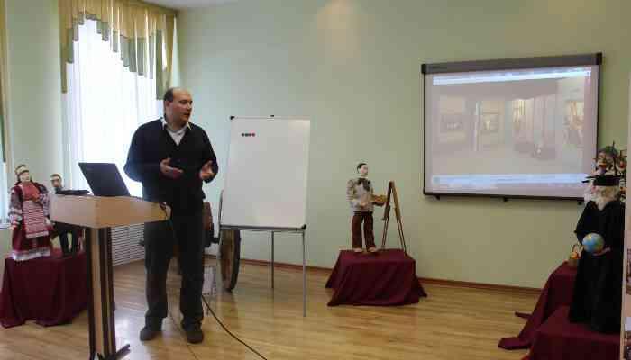 Областной семинар  «Концепция формирования выставочного пространства»