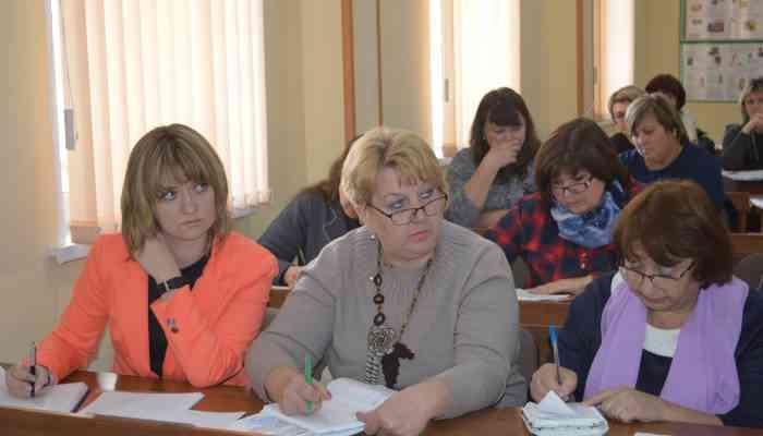 Областной семинар-практикум  «Научное общество учащихся в современном образовательном пространстве»