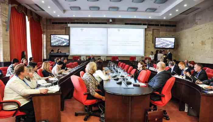 В Москве прошел семинар-совещание о роли дополнительного образования детей и молодежи в системе гражданско-патриотического воспитания