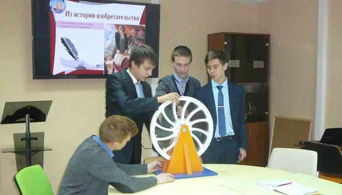 Инновационно-образовательная площадка  в рамках лаборатории интеллектуальной собственности  «Тамбовский ЛИС»