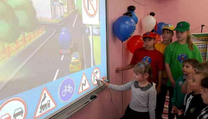 В Моршанске прошел областной семинар-практикум «Использование игрового интерактивного оборудования в обучении детей дошкольного возраста правилам безопасного поведения на дороге»
