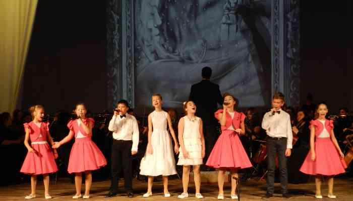 Воскресный симфонический утренник для детей и родителей «Танцевальная сказка»