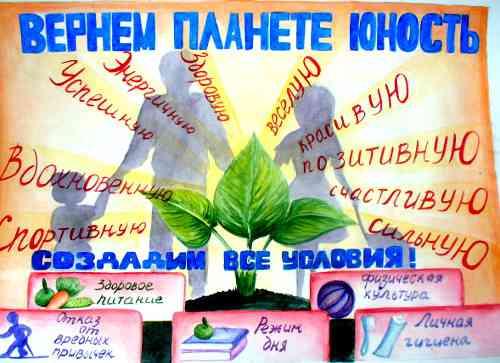 Итоги областного конкурса, посвященного профилактике социально значимых заболеваний