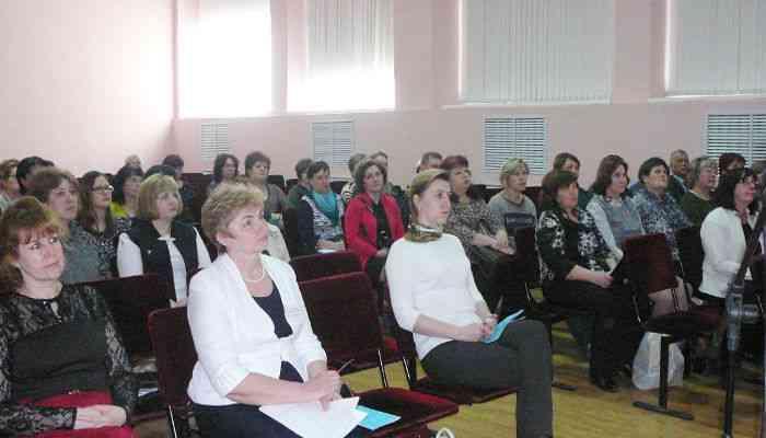 Областной семинар-практикум«Современные подходы к организации работы с одарёнными детьми в образовательных организациях муниципалитета»