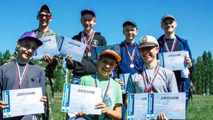 В Уварово состоялись соревнования по авиамодельному спорту в классе радиоуправляемых моделей