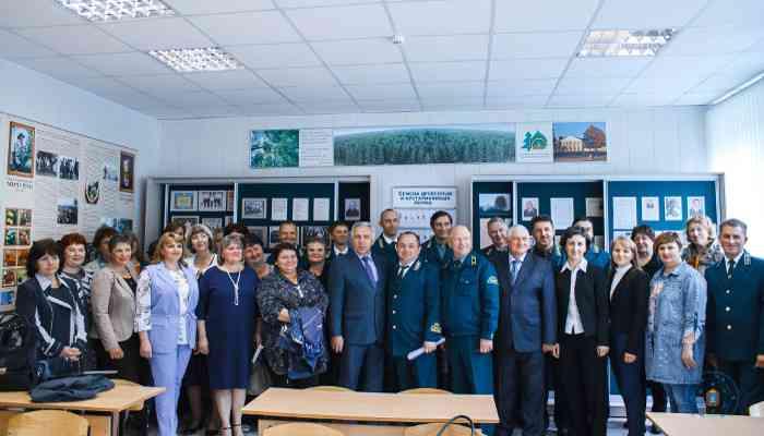 В Тамбовской области состоялся межведомственный семинар по организации работы школьных лесничеств
