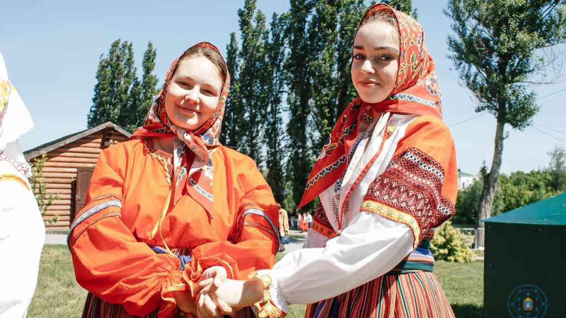 В Тамбове состоялся Х Межрегиональный межведомственный фестиваль народного творчества «Тамбовские узоры»