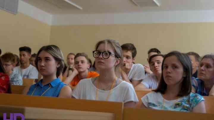 Участие школьников Тамбовской области в очной информатико-математической смене «Наука в регионы» на базе МФТИ