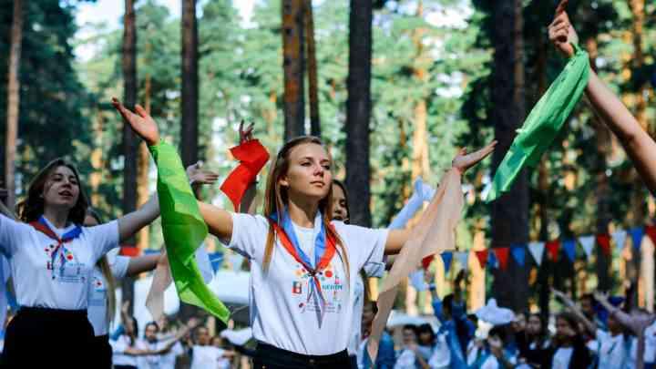 В Тамбовской области презентовали Региональный ресурсный центр развития и поддержки Российского движения школьников