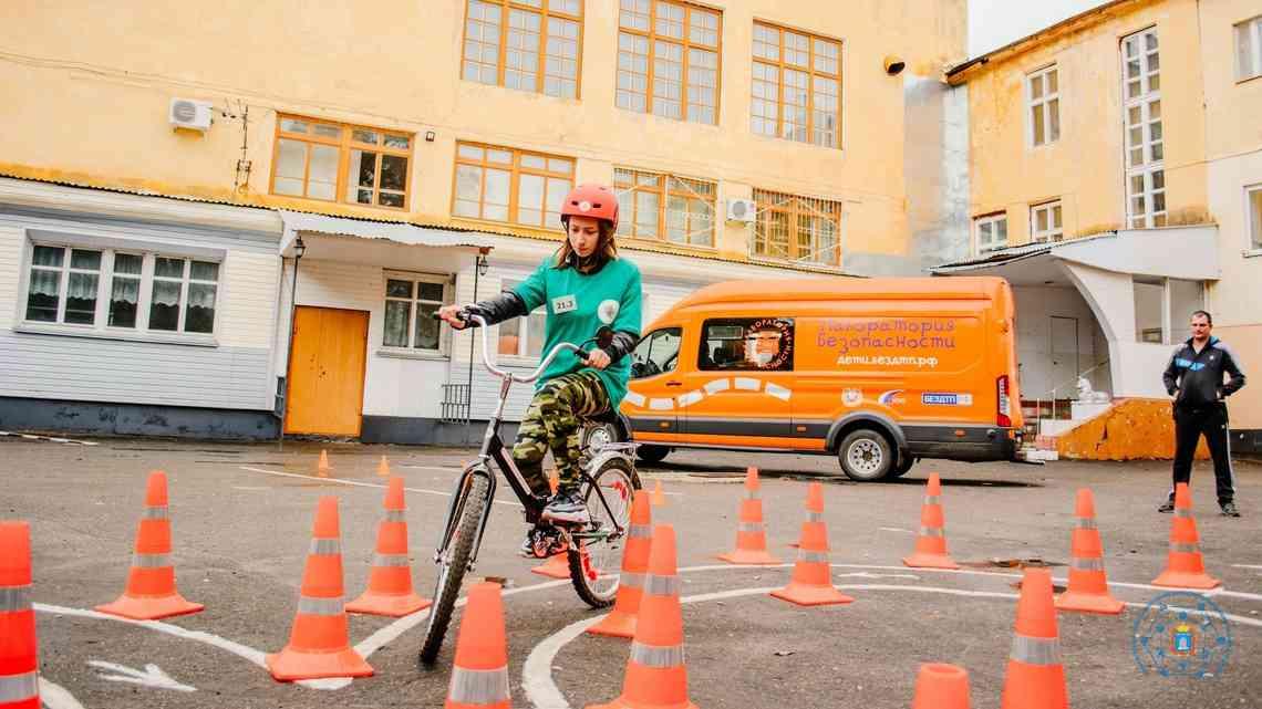 В Тамбове подведены итоги областного конкурса  отрядов юных инспекторов движения «Безопасное колесо-2018»