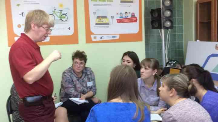 Информация  о проведении курсовой подготовки кураторов и специалистов школьных служб примирения