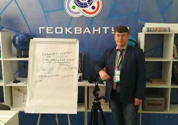 Руководитель Регионального модельного центра о деловой поездке в Чеченскую республику…