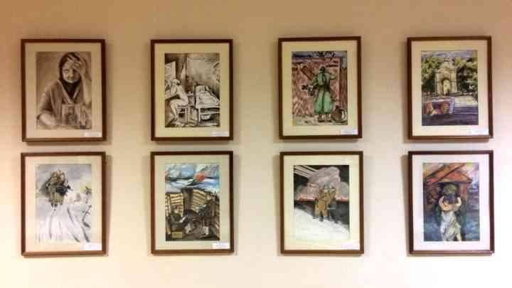 Выставка творческих работ учащихся образовательных организаций Тамбовской области