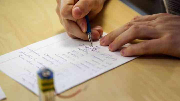 Школьники Тамбовской области станут участниками математической смены в Образовательном центре «Сириус»