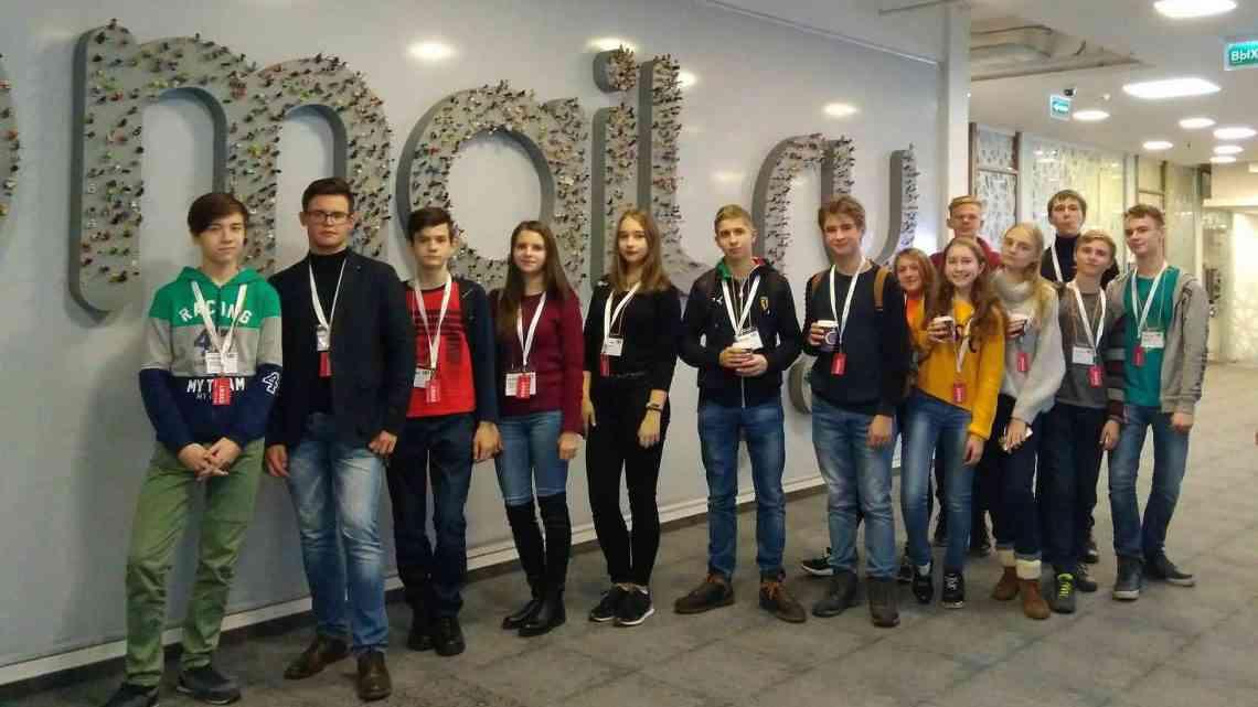 Участие школьников Тамбовской области в проектной IT-смене «Наука в регионы» на базе МФТИ