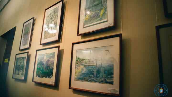 Выставка творческих работ учащихся «Талантливых рук творение»
