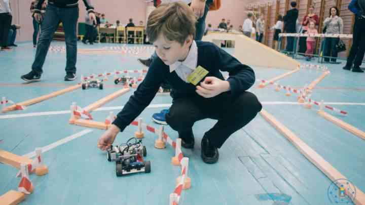VIII открытый межрегиональный фестиваль робототехники