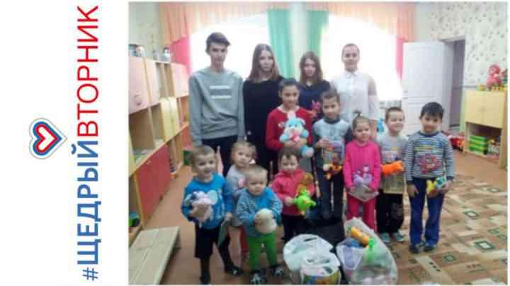 Подведены итоги общественной инициативы по развитию благотворительности «Щедрый вторник» в образовательных организациях Тамбовской области