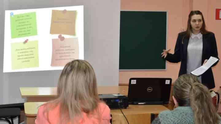 Родительское собрание в Центре интеллектуального и творческого развития ребенка «УникУМ»