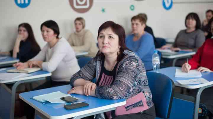 Очередное занятие в региональной межведомственной школе профессионального мастерства системы дополнительного образования